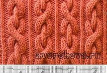 Knit - Stiches Cables