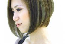 kısa saçlar