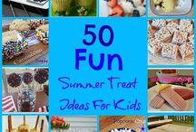 summer treats / by Karen King