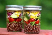 Salad recipes / by Kimberly Saxton