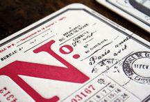 Design & Typography / by Jimi DesignMakesMeBlush