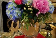 Floral Arrangements-Spring/Summer / Spring and Summer Flower Arrangements-Fresh Cut Floral-Garden Arrangements