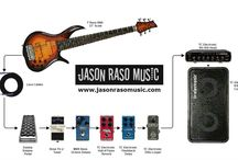 Bass Guitar Rig Diagrams