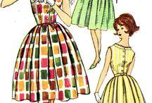 60'lar Elbiseler