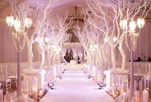 winterwedding - Winterhochzeit / So romantisch