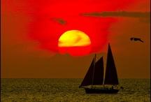 Ocracoke sunsets