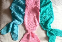 Mermaid Tail Knitting Patterns & Projects