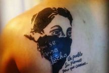 T A T T O O / Tatuajes