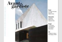 ARTRAVEL MAGAZINE / Magazine Cover