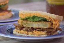 Sandwiches / by Wendie Redding