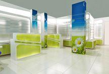 Proiecte amenajare farmacii / Concept si design de farmacie; mobilier specializat pentru farmacii. pharma@accesoria.ro www.sertarefarmacii.ro