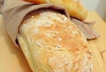 Cake et pain, muffins, beignets