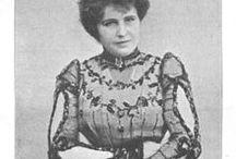 Lanius Family: Frieda Kreith-Lanius / Meine Großtante - eine damals bekannte Schauspielerin