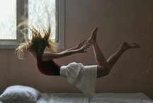 Levitation (Like falling out of your dream, one magical setting and one in-bed-falling-setting)