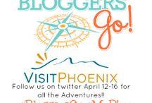 Phoenix, AZ / by Bloggers Go