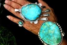 Bracelet, rings...
