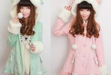 Lolita & Retro Fashion