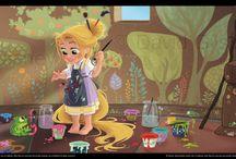 Disney ºoº / by Stephanie Woodall