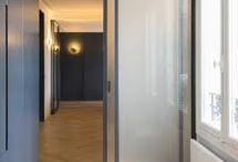Montorgueil - Hall - Dressing