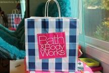 Bath &body works / by kristina kotok