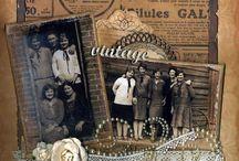 Scrapbooking (Heritage) / by A.J. Wiebe