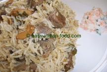 Food: Indian Food / by Robin