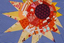 quilts - paper pieced patterns and inspiration / by Kelly S.