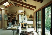 Interior of small house