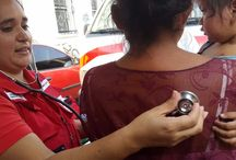 Cruz Roja Guatemalteca / En 1923 un grupo de entusiastas médicos guatemaltecos de la Sociedad de Medicina y Cirugía, se reunieron con el fin de conformar la Junta Organizadora para la creación de la Cruz Roja Guatemalteca. La visión actual de la Cruz Roja Guatemalteca de trabajar por los más vulnerables, está encaminada hacia el desarrollo de proyectos y programas que respondan a las necesidades reales de los guatemaltecos.