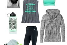 Workout Glam / by Antionette Morrow