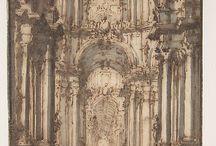 архитектура рисунки
