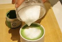 mmmmm Matcha / Matcha is hot! Niet alleen de theetjes, maar nog veel meer! Benieuwd waar je Matcha allemaal voor kunt gebruiken?