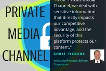 Testimonials / The Private Media Channel's testimonials are highly treasured.