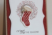 Cards - Christmas Stockings
