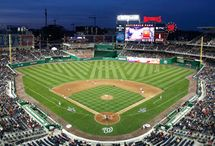 Baseball Stadiums - Been There, Done That! / by Kristen Hudak