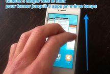 Trucs et astuces iPhone et autres infos