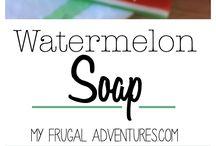 Soap ideas:3