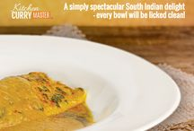 Recipe of the Week / Try out a new authentic, fresh Indian recipe each week.