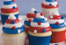 It's the 4th of July! / Celebrate Independence Day with friends, family and these exciting holiday recipes!