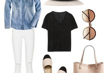 Summer/ Travel Outfits