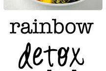 Salate detox