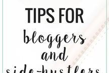 Blogging and Freelance Work / Advice, tips and resources about blogging and freelancing