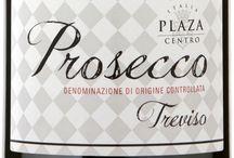 Sparkling wine labels