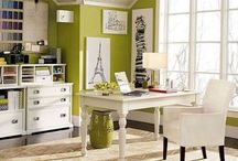 Home Inspiration / Home spaces I'm inspired by.