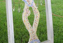 Broken china mosaics / by Jordan Wiles