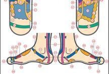 Reflexology/massage