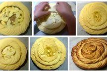 Techniques pâtisserie