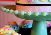 Cute as a Button! / Baby shower ideas for Carey-Ann