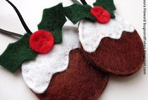 Christmas Crafts / by Julia Heckman-Mark