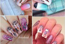 feet-nail